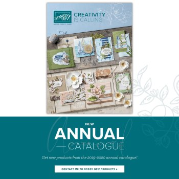 Contact me for your 2019-2020 Annual Catalogue