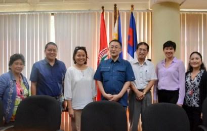 Yamagata University Explores Partnership with Silliman