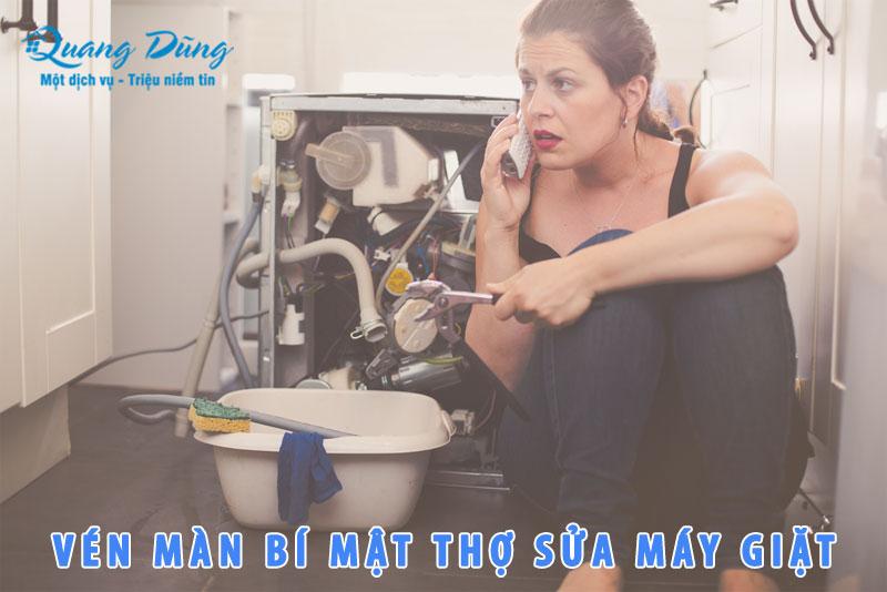 tìm lỗi và tự sửa máy giặt electrolux dễ dàng