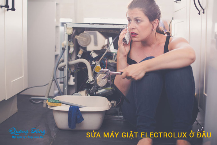 sửa máy giặt electrolux ở đâu
