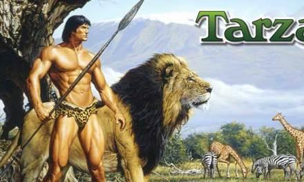 My Love Affair with Tarzan