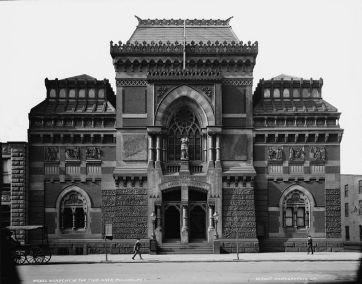 PAFA: Academy of The Fine Arts, Philadelphia