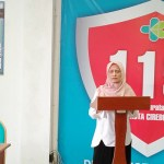 Kepala DPKUKM Kota Cirebon, drh Hj Maharani Dewi