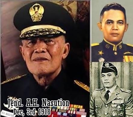 Jenderal Besar (Purn) A.H. Nasution