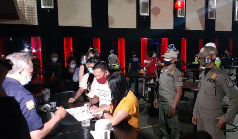 Razia Tempat hiburan malam, BNNK Tuban Amankan 1 Orang Pengunjung