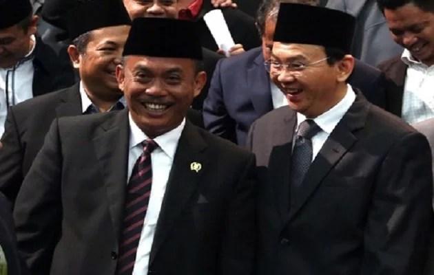 Akhirnya Pemprov dan Ketua DPRD Sepakati APBD DKI Jakarta
