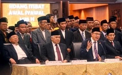 Besok, Kemenag Adakan Sidang Itsbat Tentukan Awal Ramadhan