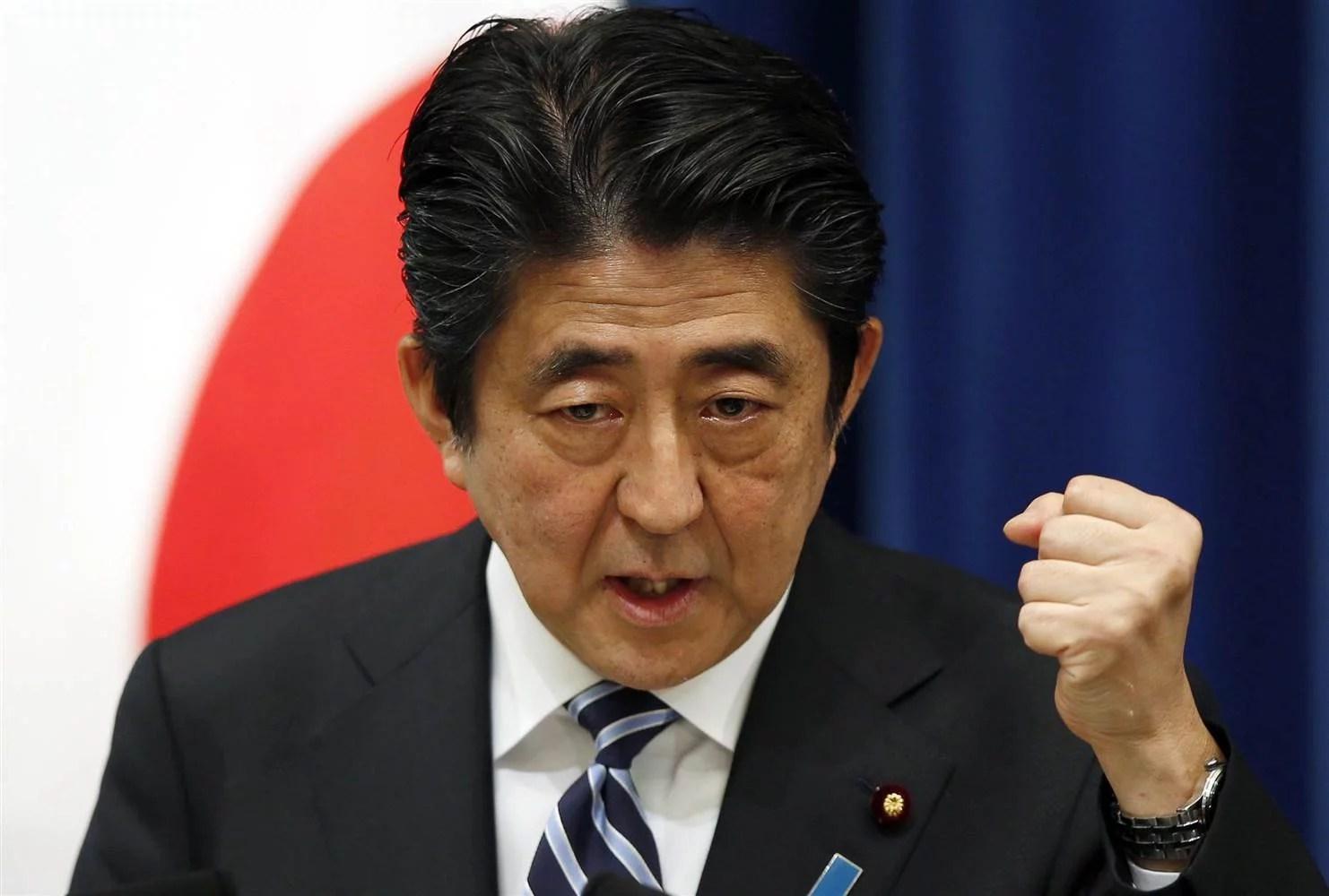 Kecewa dengan Jokowi, PM Jepang nyatakan Protes