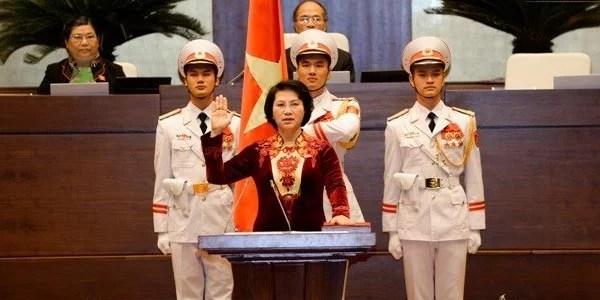 Vietnam Pilih Perempuan Pertama Ketua Parlemen