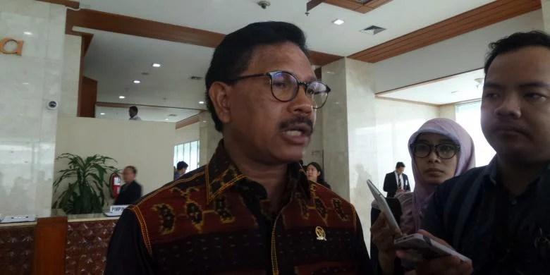 Nasdem Turut Usulkan Penambahan Anggota DPR