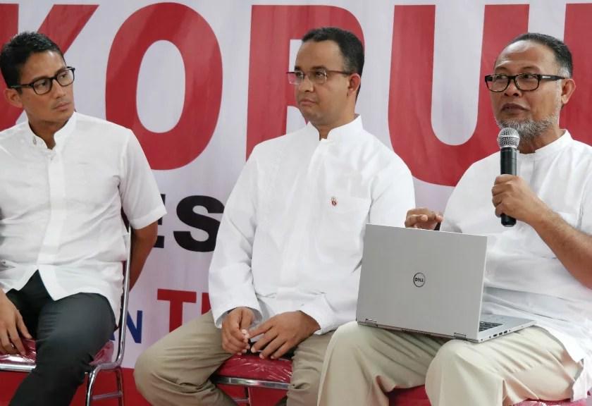 Bambang Widjojanto Beberkan Fakta Koruptif Kepemimpinan Ahok