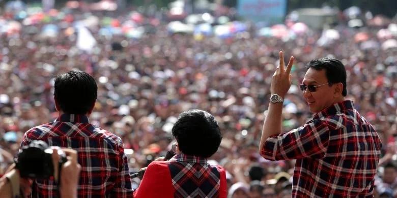 Hadiri Konser Gue 2, Megawati: Berpikir Kritis Bukan Kerdil