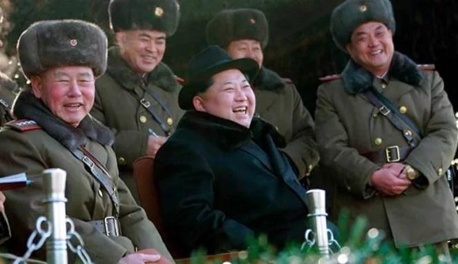 Parlemen AS Ingin Korea Utara Masuk Daftar Negara Teroris