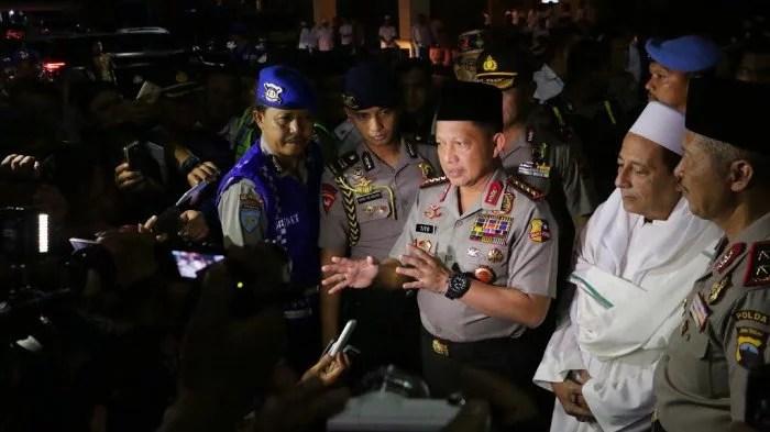 Jenderal Tito Tegaskan Polri Tidak Sadap SBY