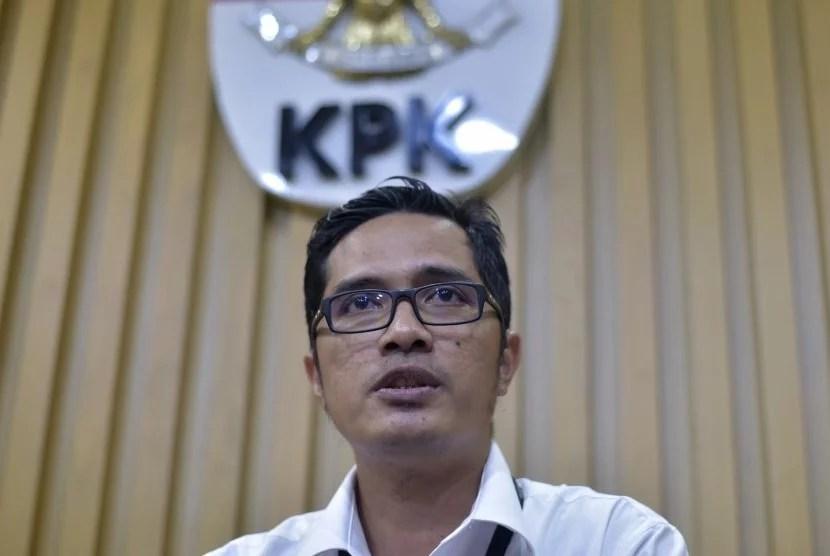 Juru Bicara KPK Apresiasi Pencabutan Hak Politik Irman Gusman
