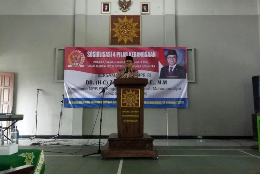 Keluhkan Nasib Para Petani, Ketua MPR RI: Aspirasi Ini Akan Kami Bawa Untuk Diperjuangkan di Pusat