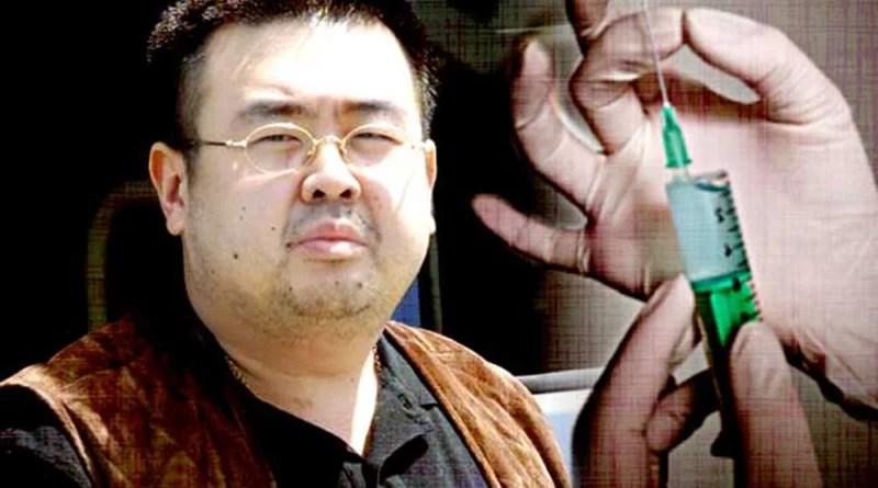 Siapa Membunuh Kim Jong-Nam?