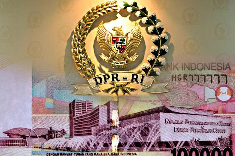 DPR RI dan Partai Politik adalah Lembaga Negara yang Tidak Dipercaya Publik