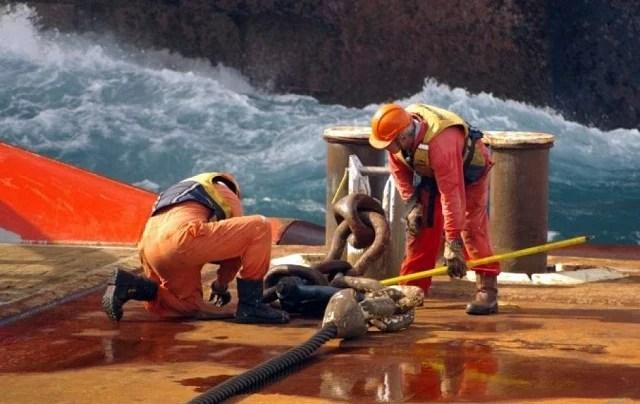 Komitmen Pemerintah Lindungi Pekerja Maritim