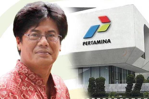 Anggota DPR Beri Masukan Kepada Dirut Pertamina
