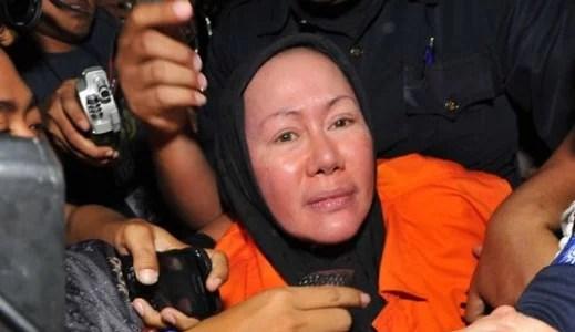 Korupsi Atut Rugikan Negara Sebesar Rp79,7 Miliar