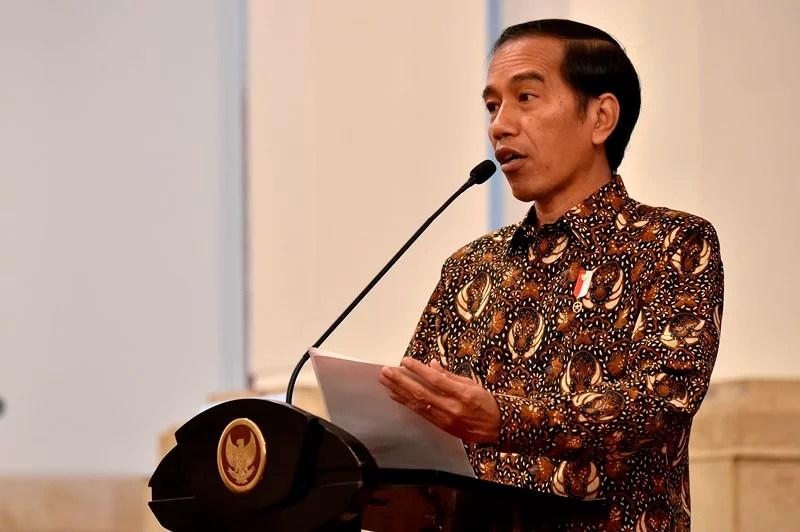 Presiden Jokowi Tanggapi Aksi 313