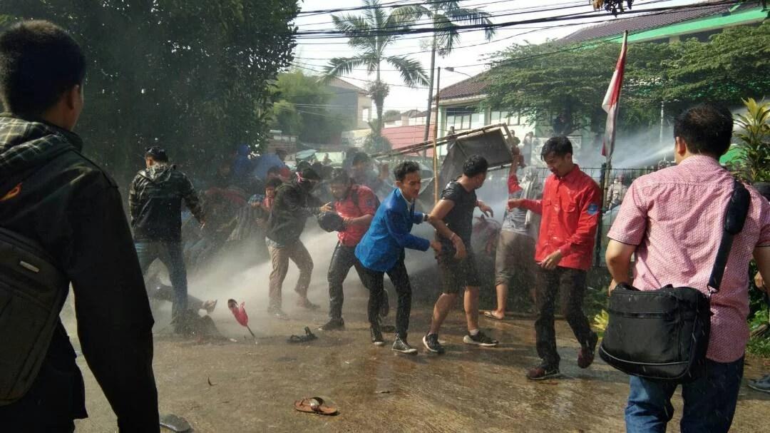 Berpotensi Rusuh, Polisi Tunda Eksekusi Asrama Mahasiswa Sulawesi di Bogor