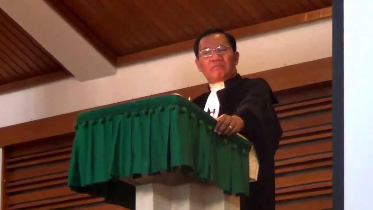 Pendeta Mangapul Sagala Sebut Ev Rita Sudah Berbohong dan Mempolitisasi Ayat Firman Tuhan
