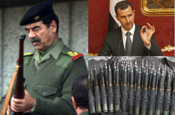 Nasib Irak yang Diinvasi AS Kini Menimpa Suriah