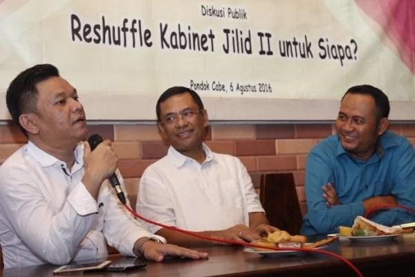 Singgung Reshuffle, Wasekjen Golkar Sebut Menteri Ekonomi Layak Kena