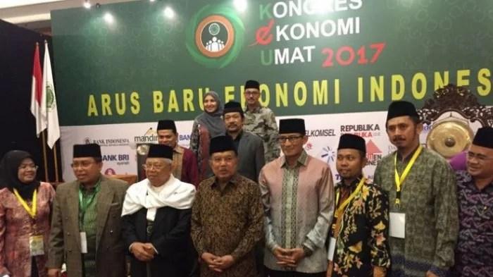 Ketimpangan Ekonomi di Jakarta, JK: Ini Tugas Sandiaga