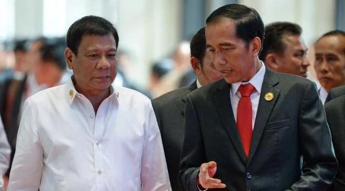 Indonesia – Filipina Bentuk Kelompok Kerja Kontra-Terorisme