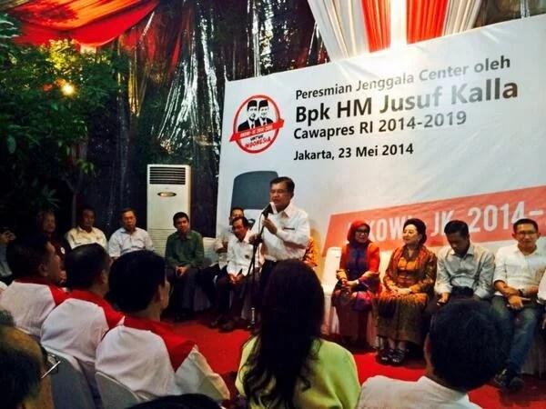 Hina Jusuf Kalla, Jenggala Center Laporkan Dua Pemilik Akun Medsos ke Mabes Polri