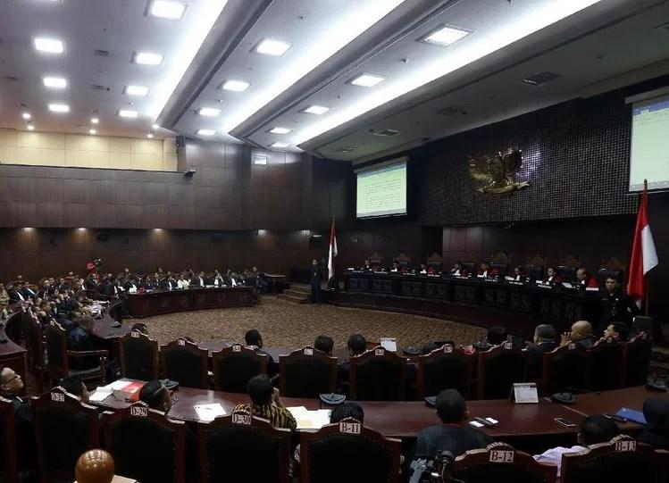 Minim Kehadiran Di Sidang MK, Tanggungjawab DPR Sebagai Pembuat UU Dipertanyakan