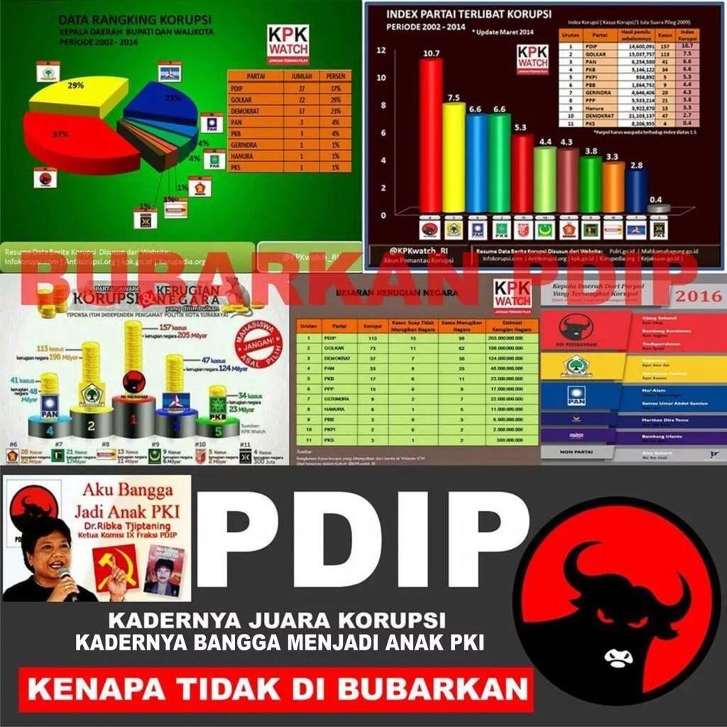 Ketua POM Tuding PDIP Identik PKI, Organisasi Pun Jadi Tumbal