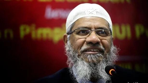 Muslim Moderat Malaysia Sebut Zakir Naik Perusak Keberagaman