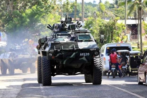 Polri: Ada 38 WNI Terlibat Perang di Marawi, Filipina