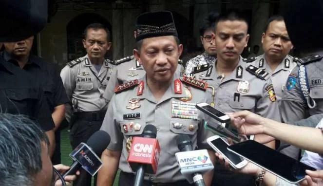 Inilah Kendala Pemberantasan Terorisme Di Indonesia Menurut Kapolri