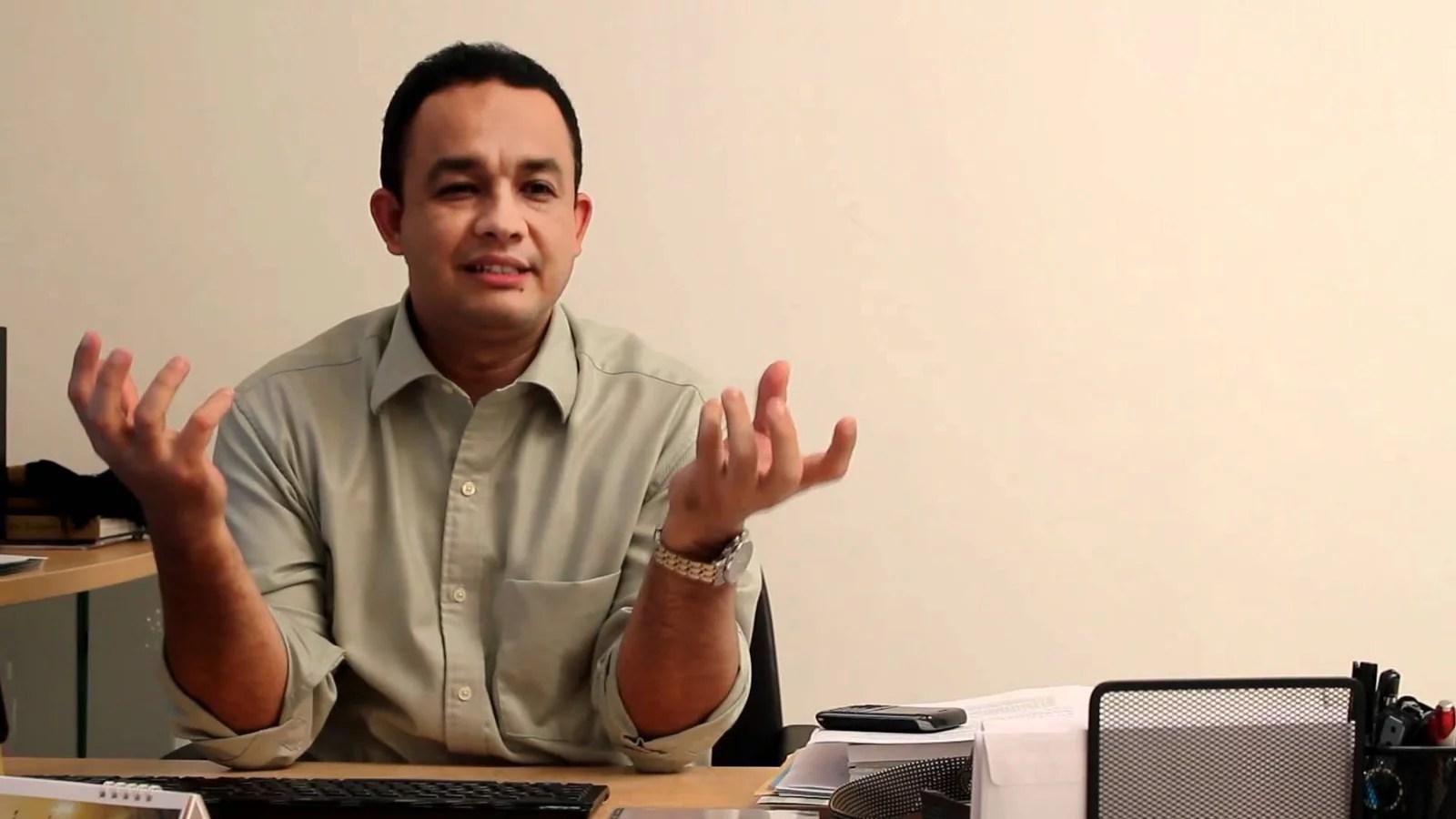 Anies akan Ajak Para Mantan Gubernur DKI Reuni Bahas Pembangunan Ibukota