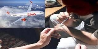 Kedapatan Memakai Ganja, Pilot Lion Air Ditangkap BNN