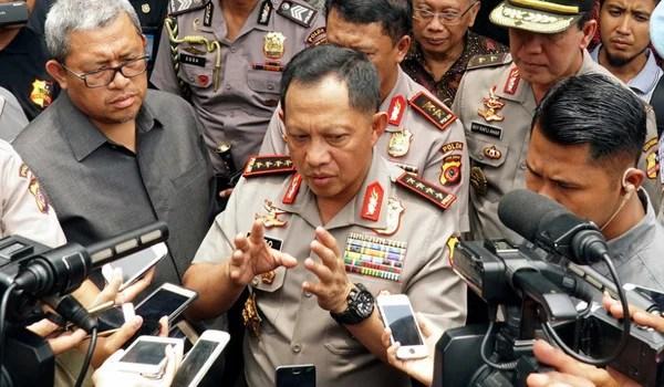 Anggota Polri Jadi Pengedar Narkoba, Jenderal Tito Karnavian: Pecat, Tembak Mati Bila Perlu