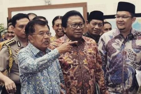 DPD Temui JK Bahas Pencabutan Moratorium Daerah Otonom Baru