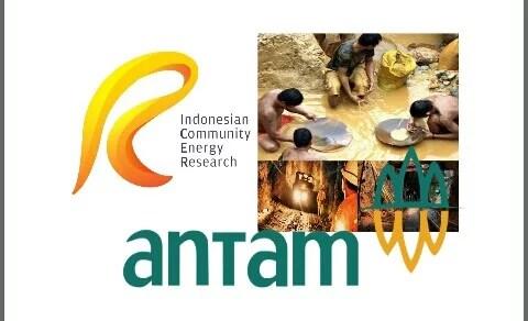ICER Pertanyakan Konstribusi Program CSR UBPE Pongkor PT Antam