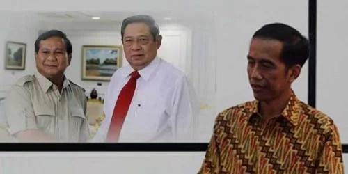 Hadapi Jokowi di Pilpres 2019, Koalisi SBY-Prabowo Bakal Jadi Penantang Tangguh