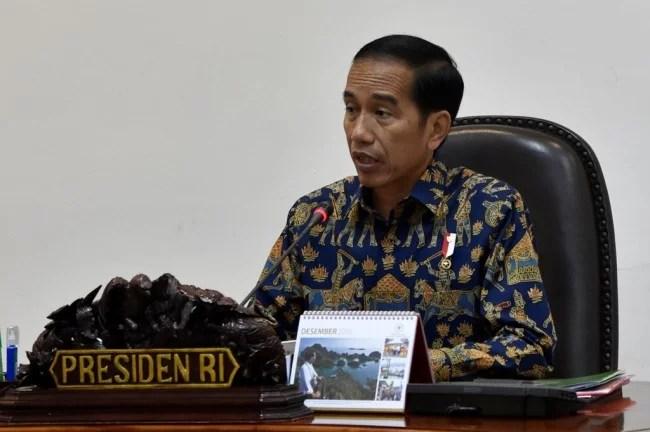 Polemik Dana Kelurahan, Jokowi: Hati-Hati Banyak Politikus Sontoloyo