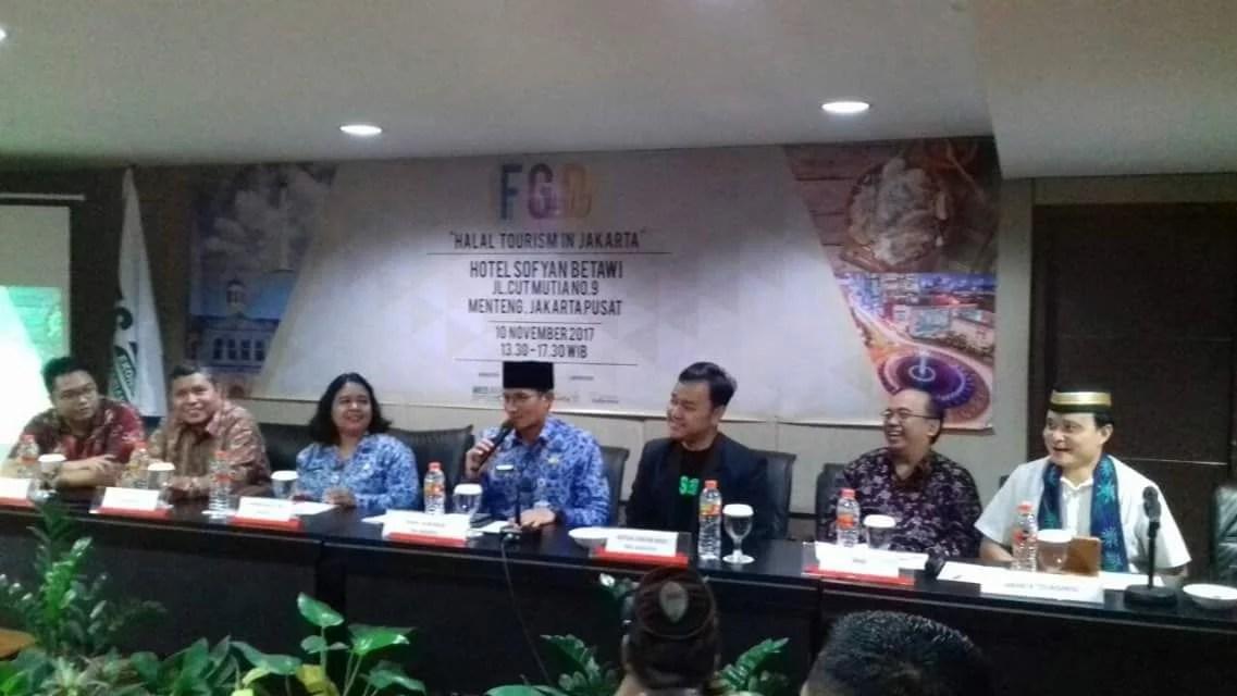 Wisata Halal Tourism Bisa Menggerakkan Ekonomi Jakarta Sebesar 20 Persen