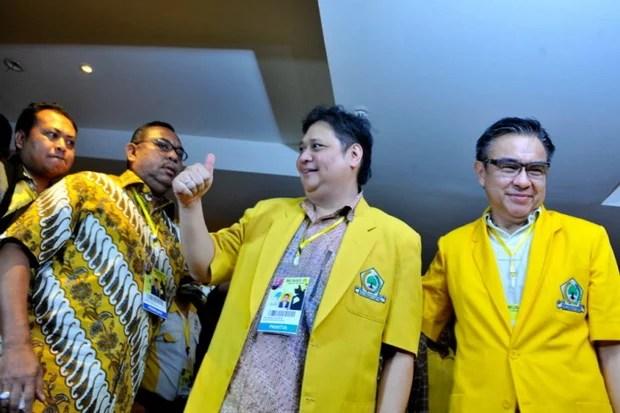 Airlangga Hartarto: Partai Golkar Berkomitmen Jaga Demokrasi Indonesia