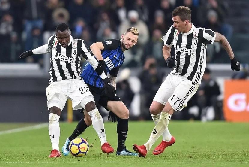 Derby d'Italia Berakhir Imbang, Inter Pertahankan Posisi Puncak Serie A