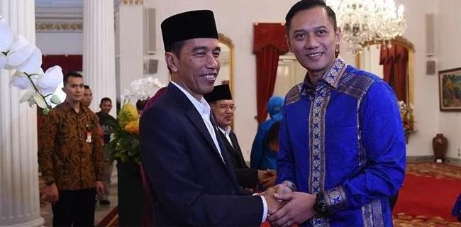 Demokrat Akui Ada Peluang AHY Dampingi Jokowi di Pilpres