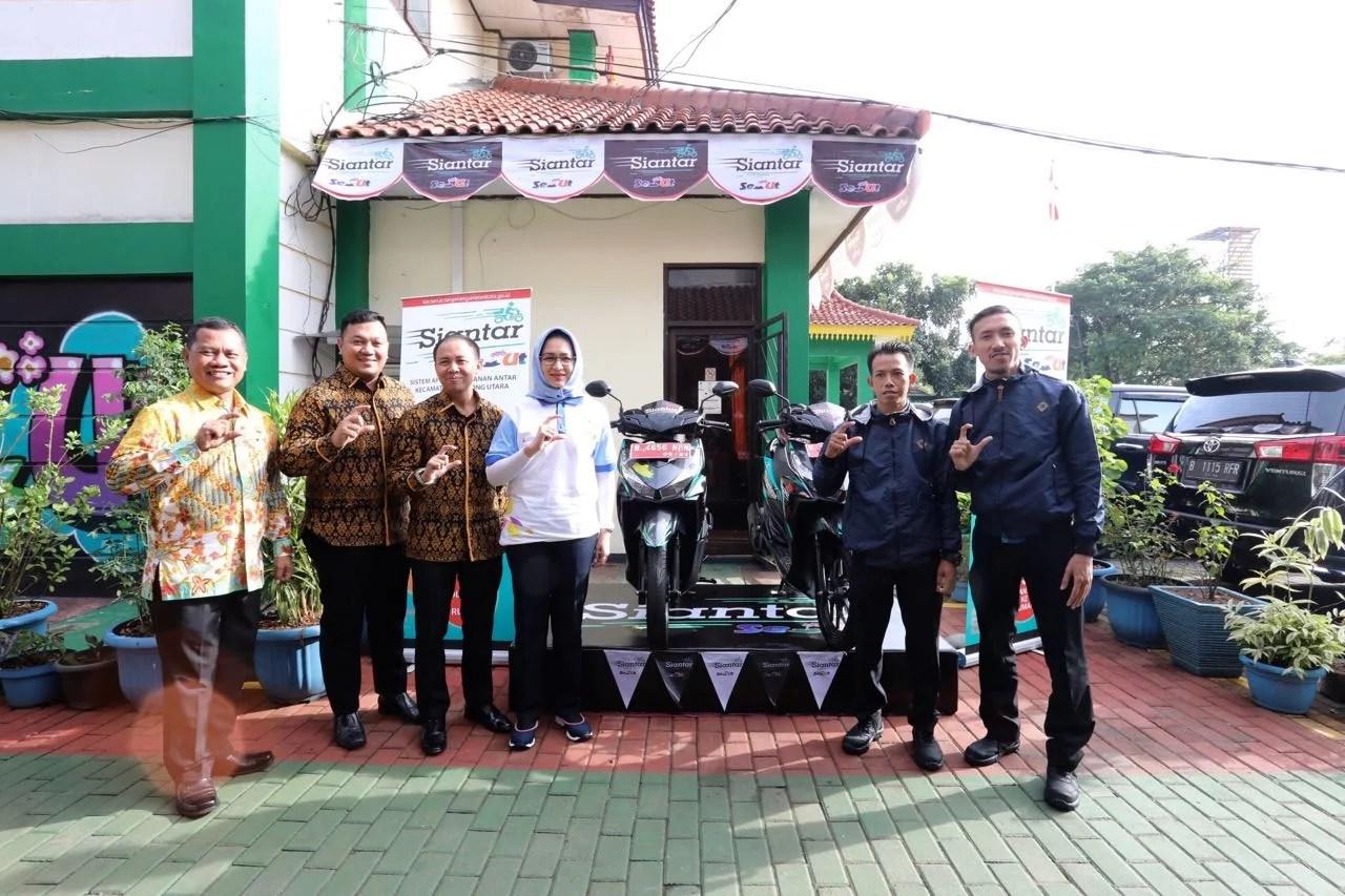 Terus Berbenah, Kecamatan Serpong Utara Launching Program Siantar